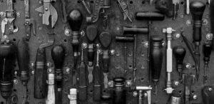 ハンドメイド工具